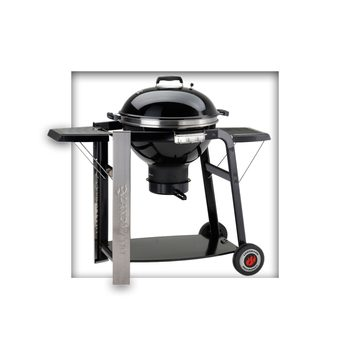 Landmann 31346 Kugelgrill 56 cm Black Pearl Select