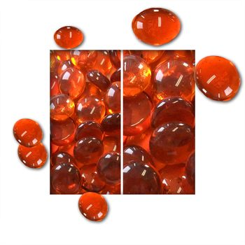 Glasnuggets Orange